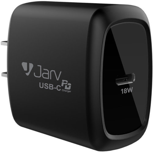 JarvMobile 18W USB Type-C Power Delivery Wall Charger