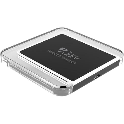 JarvMobile Qi-Enabled Wireless Charging Pad