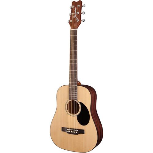 JASMINE JM-10 Mini-Dreadnought Acoustic Guitar (Natural)