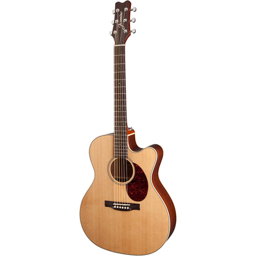 JASMINE JO-37CE Orchestra Acoustic/Electric Guitar (Natural)