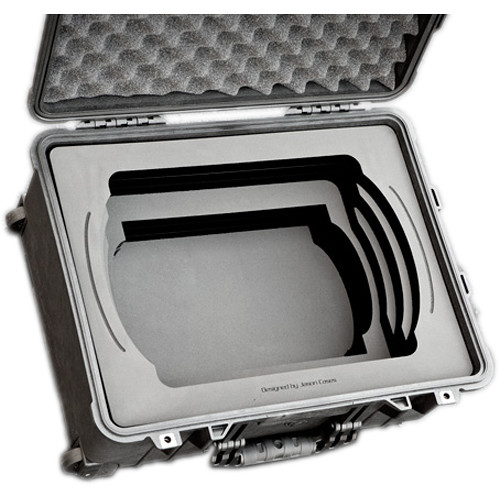 Jason Cases Case for 4 Anton Bauer CINE 90/150 Batteries & LP4 Charger