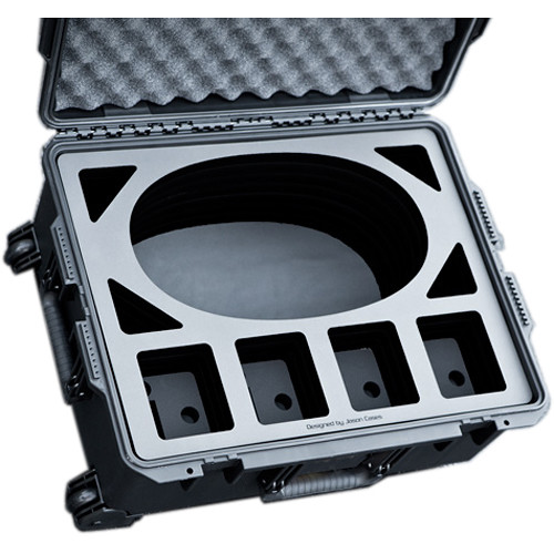 Jason Cases Travel Case for Anton Bauer Cine 90/150 and Quad Charger