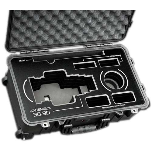 Jason Cases Case for Angenieux EZ-1 30-90mm Lens