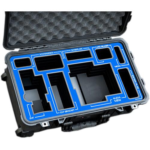 Jason Cases Protective Wheeled Case for ARRI ALEXA Mini & ARRI Plates (Compact)