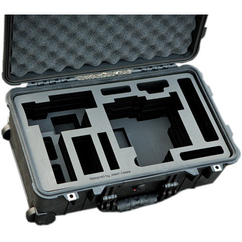 Jason Cases Protective Wheeled Case for ARRI ALEXA Mini & TILTA Plates (Compact)
