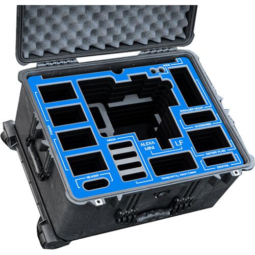 Jason Cases ARRI Alexa Mini LF Case (Black)