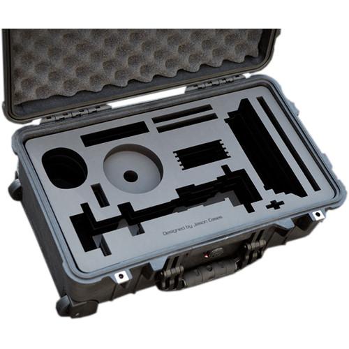 Jason Cases Arri FF-5 Follow Focus and LMB-25 Matte Box Case