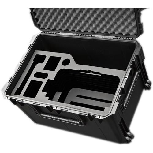 Jason Cases Wheeled Case for ARRI SkyPanel S30-C LED Light (Black)