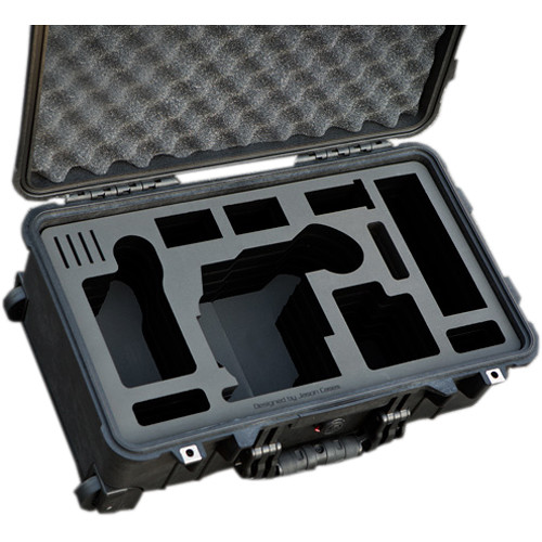 Jason Cases Hard Travel Case for Canon C300 Mark II Camera (Compact)