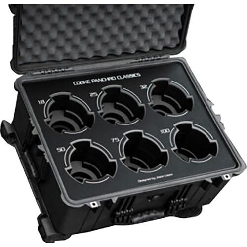 Jason Cases Cooke Panchro Classics 6-Lens Case