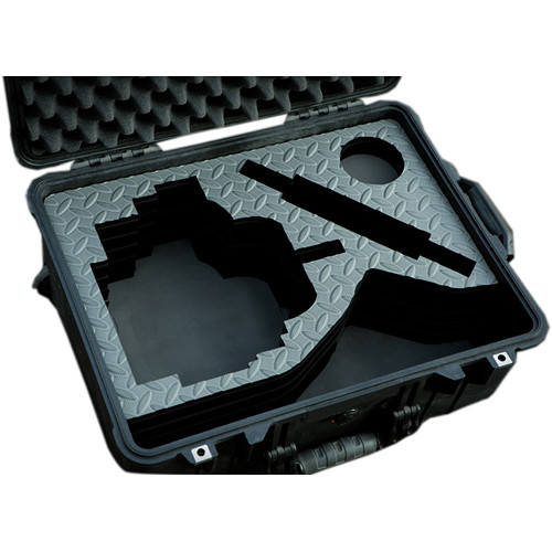 Jason Cases Hard Case for OConnor 2060 Tripod Head Kit