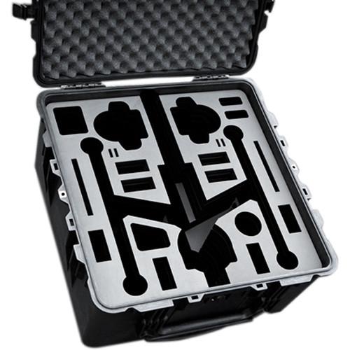 Jason Cases Wheeled Case with Custom Foam for DJI Inspire 2