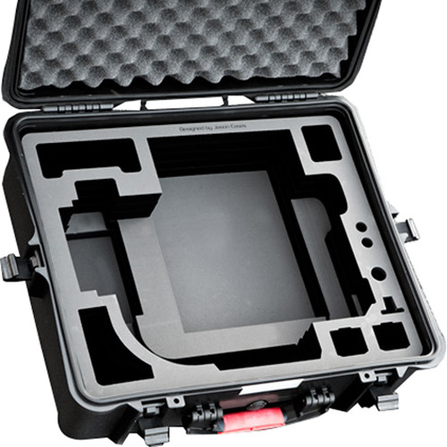 Jason Cases Custom Hard Case for MoVI Pro (Compact)