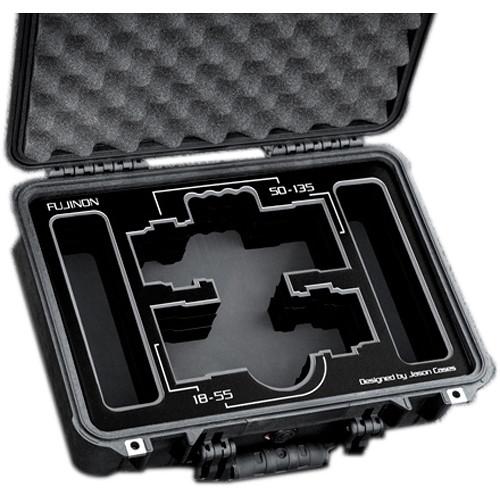 Jason Cases Fujinon MK 18-55 + MK 50-135 Lens Case