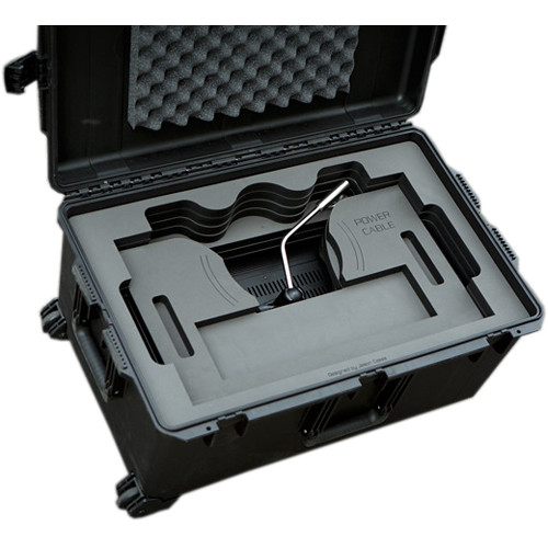 Jason Cases Hard Case for Two Kino Flo Celeb 200 DMX LED Fixtures