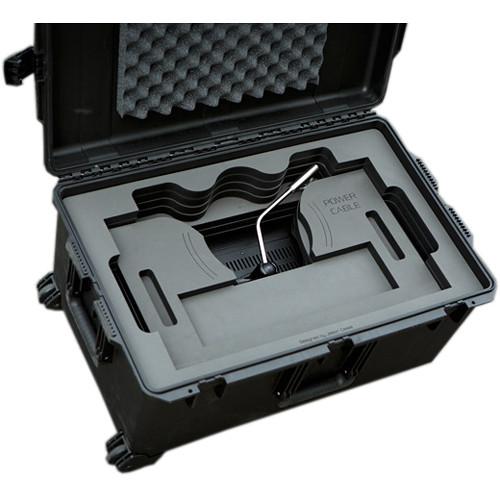Jason Cases Hard Case for Two Kino Flo Celeb 200 DMX LED Fixtures