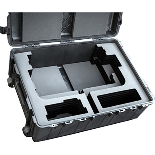 Jason Cases Litepanels Gemini 2x1 LED Light Case