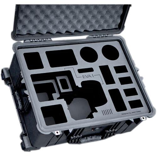 Jason Cases Hard Travel Case for Panasonic AU-EVA1 Camera