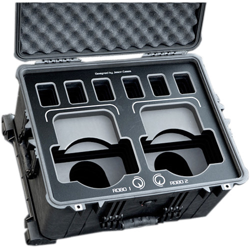Jason Cases Panasonic HE130 Robos Case with Black Overlay