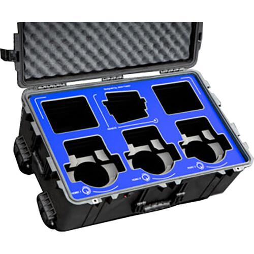 Jason Cases Panasonic HN40 Robos 3-Camera Case