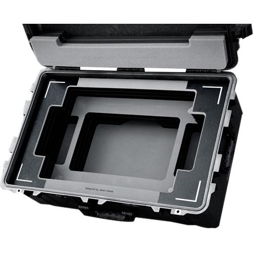 Jason Cases Custom Hard Case for Panasonic BT-LH2170P (Black Overlay)