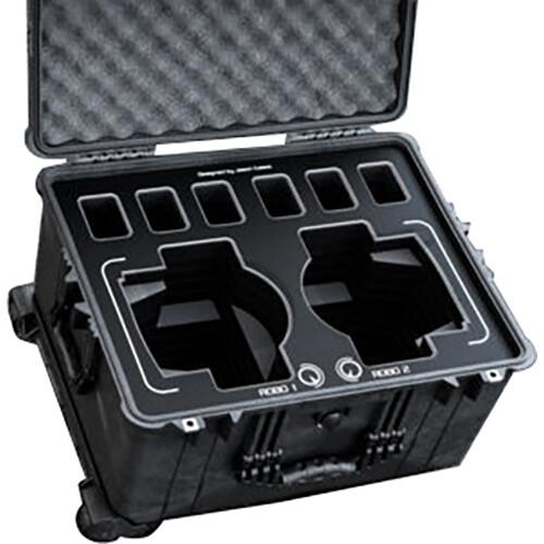 Jason Cases Panasonic UE150 Robos Case with Black Overlay