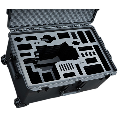 Jason Cases Hard Case for Panasonic VariCam 35 Camera Kit
