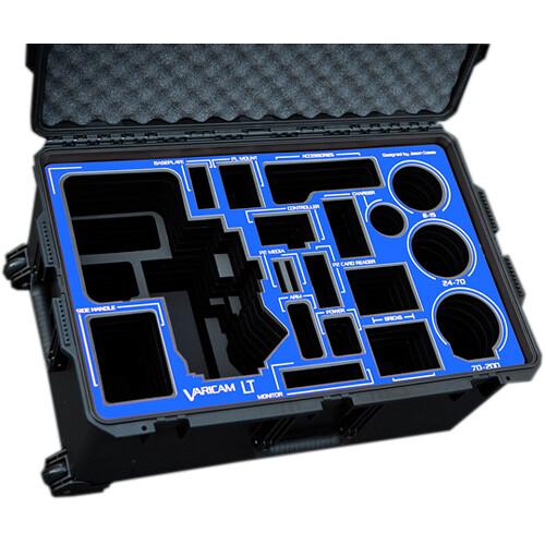 Jason Cases Hard Case for Panasonic VariCam LT Camera Kit