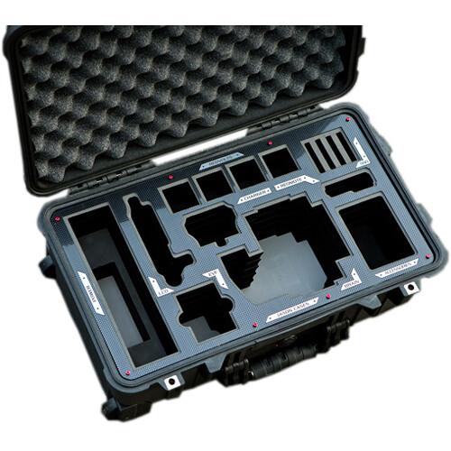 Jason Cases Hard Case for RED DRAGON Camera Kit