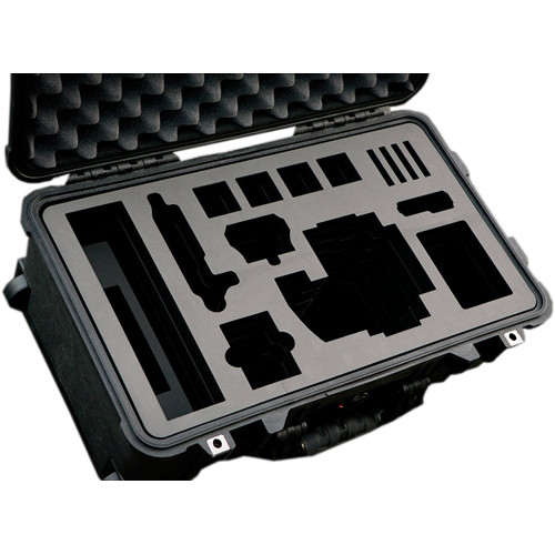 """Jason Cases Hard Travel Case for RED EPIC/SCARLET with 5"""" Touch LCD"""