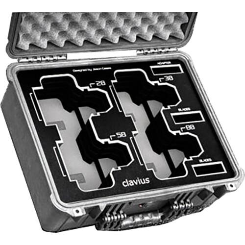 Jason Cases Richard Gale Optics Clavius 4-Lens Case