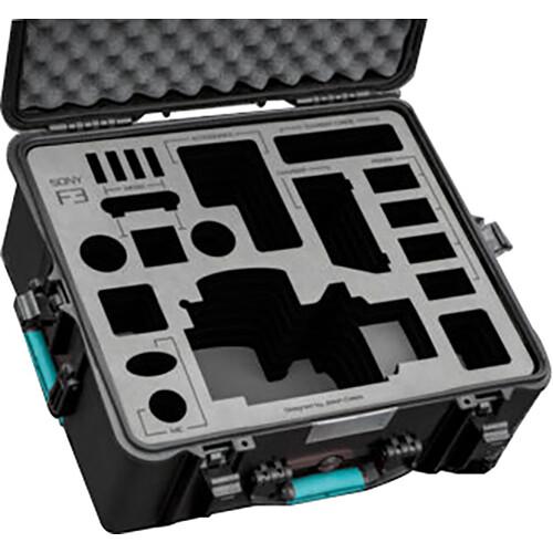 Jason Cases Sony PMW-F3 Case