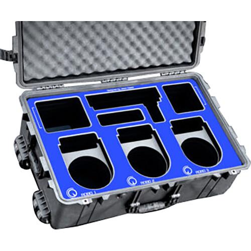Jason Cases Sony SRG-360SHE Robos Case with Blue Overlay