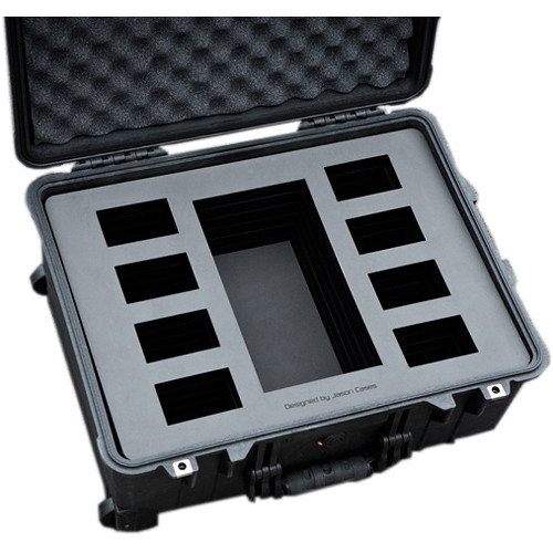 Jason Cases Swit S-8160S V-Mount Battery and Charger Case