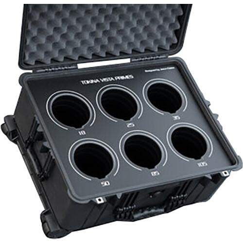 Jason Cases Tokina Vista Primes 6-Lens Case
