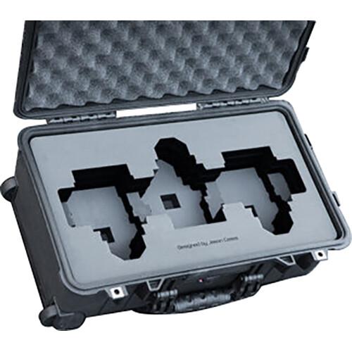 Jason Cases Zeiss Supreme Primes 3-Lens Case (COMPACT)