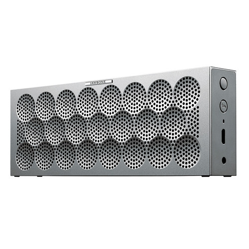 Jawbone MINI JAMBOX Speaker (Silver Dot)