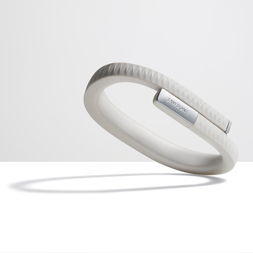 Jawbone UP Fitness Tracker (Small, Light Gray)