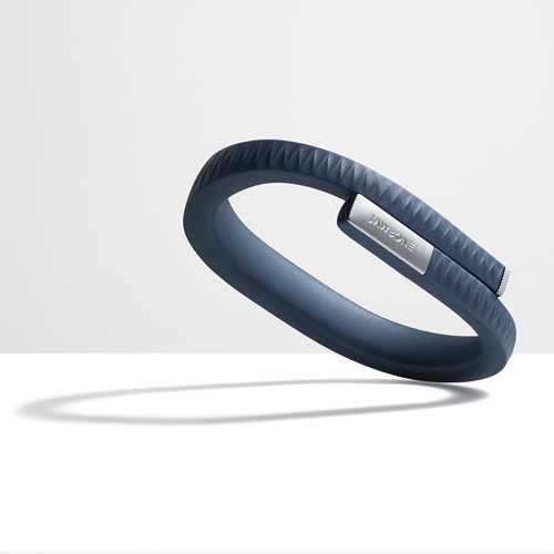 Jawbone UP Fitness Tracker (Medium, Navy Blue)