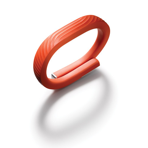 Jawbone UP24 Fitness Tracker (Large, Persimmon)