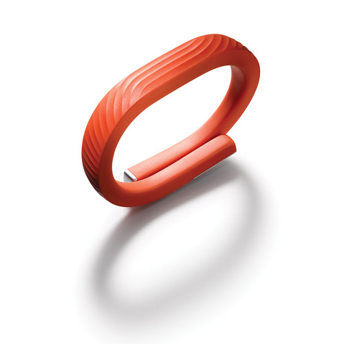 Jawbone UP24 Fitness Tracker (Medium, Persimmon)