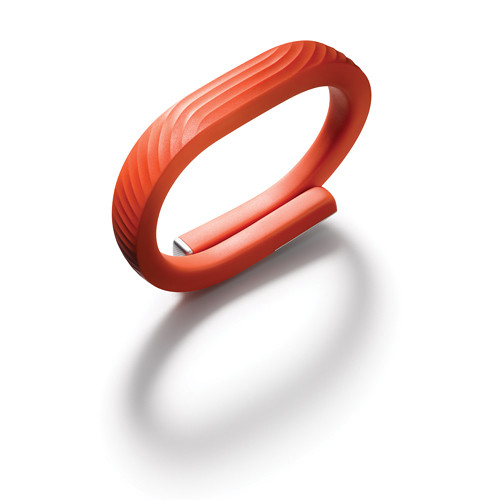 Jawbone UP24 Fitness Tracker (Small, Persimmon)