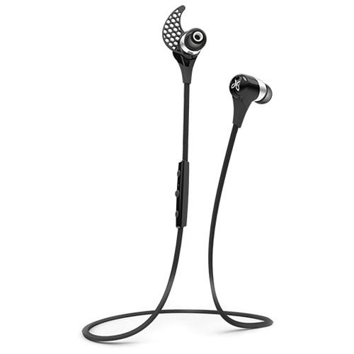 JayBird BlueBuds X Bluetooth Headphones (Midnight Black)