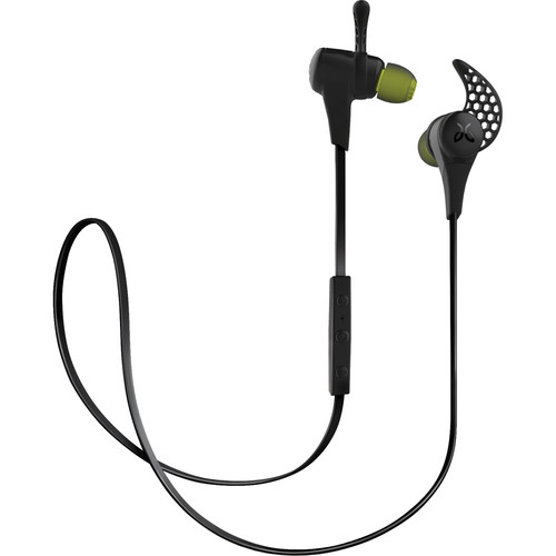 JayBird X2 Sport In-Ear Headphones with Bluetooth (Midnight Black)