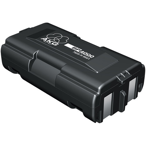 AKG BP4000 Battery Pack for WMS4000/4500 Wireless Microphone System