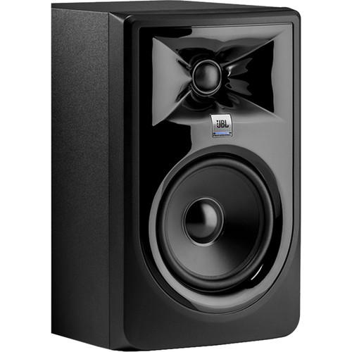 "JBL 306P MkII - Powered 6.5"" Two-Way Studio Monitor"