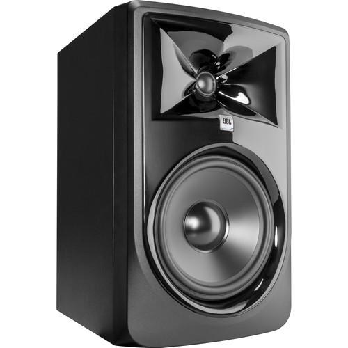 "JBL 308P MkII - Powered 8"" Two-Way Studio Monitor"