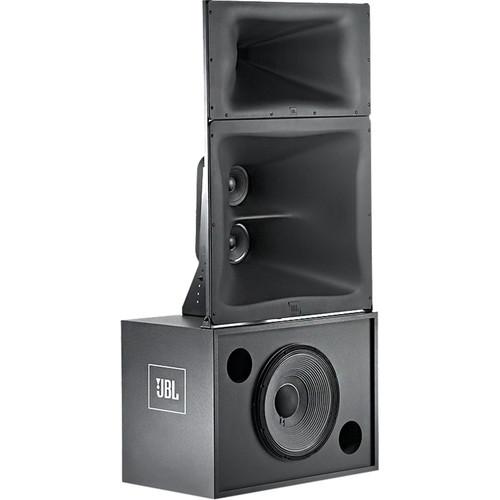JBL 3731 Three-Way ScreenArray Cinema Passive Loudspeaker System (Bi-Amp)