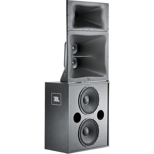 JBL 3732T Three-Way ScreenArray Passive Cinema Loudspeaker System (Tri-Amp)