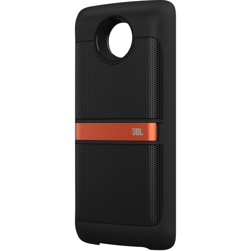 JBL SoundBoost Moto Mod for Moto Z, Moto Z Droid, Moto Z Play, Moto Z Play Droid & Moto Z Force Droid (Black)